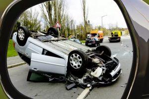 testrit crash ongeval proefrit